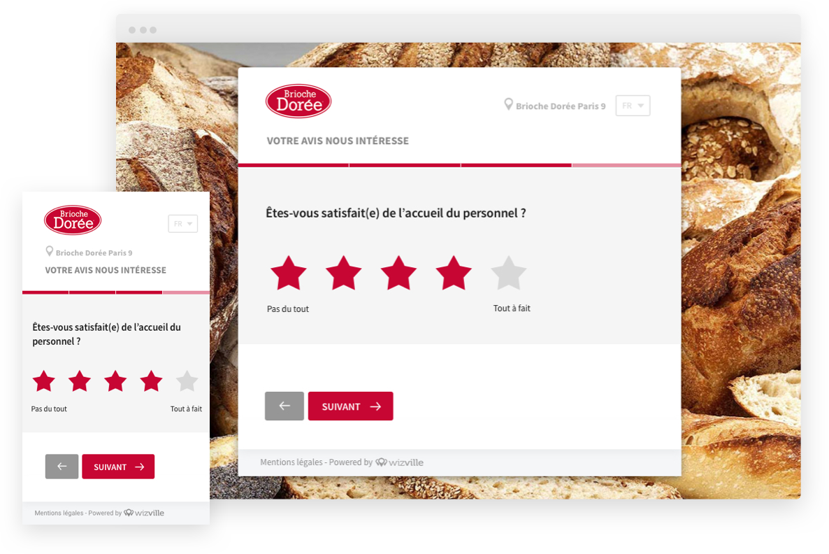 Exemple de questionnaire de satisfaction responsive