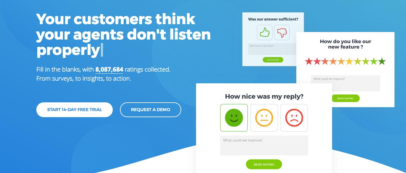 Avis Nicereply : Logiciel de satisfaction client - appvizer