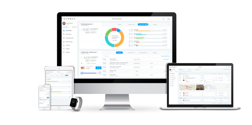 Nymbus Core Banking-screenshot-0