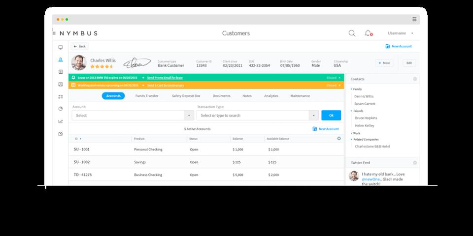 Nymbus Core Banking-screenshot-2