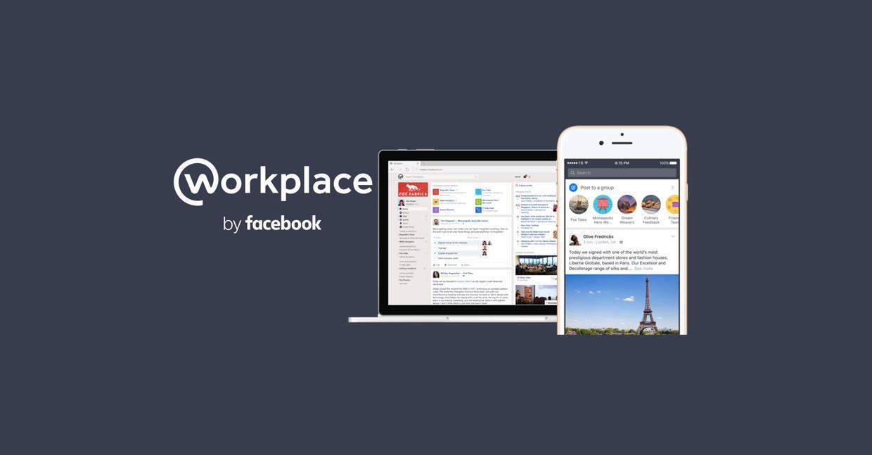 Avis Workplace from Facebook : Le 1er réseau social du monde maintenant pour entreprises - appvizer