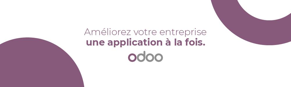 Avis Odoo Manufacturing : La gestion de production pour l'ERP n°1 du marché - Appvizer
