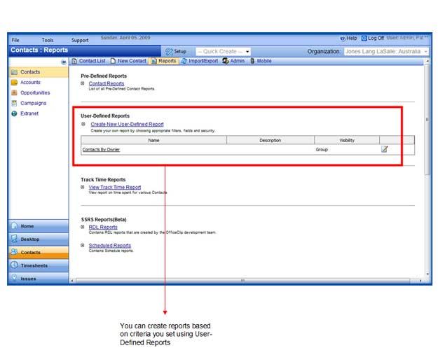 OfficeClip Contact Management-screenshot-3