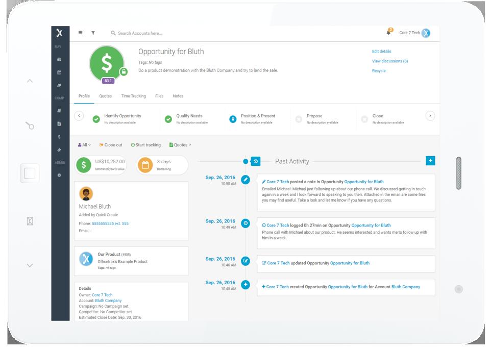 Officetrax CRM-screenshot-3
