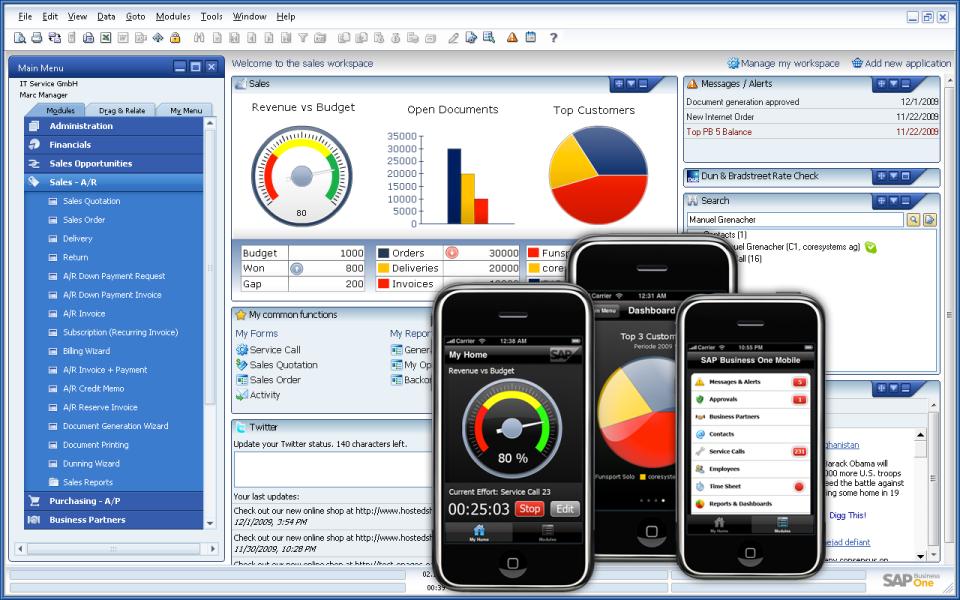 SAP Business One-screenshot-2