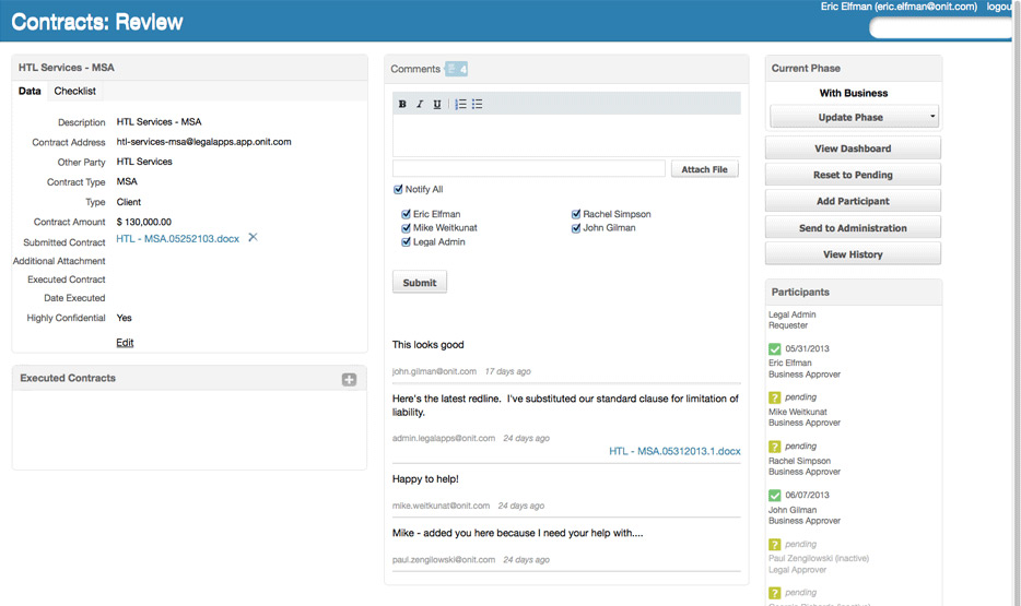 Onit Apps-screenshot-1