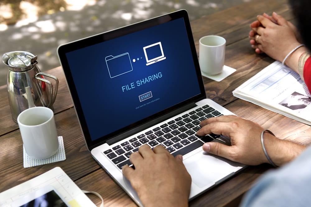 WeDrop : solution sécurisée de partage de fichiers, documents en ligne - Avis et prix