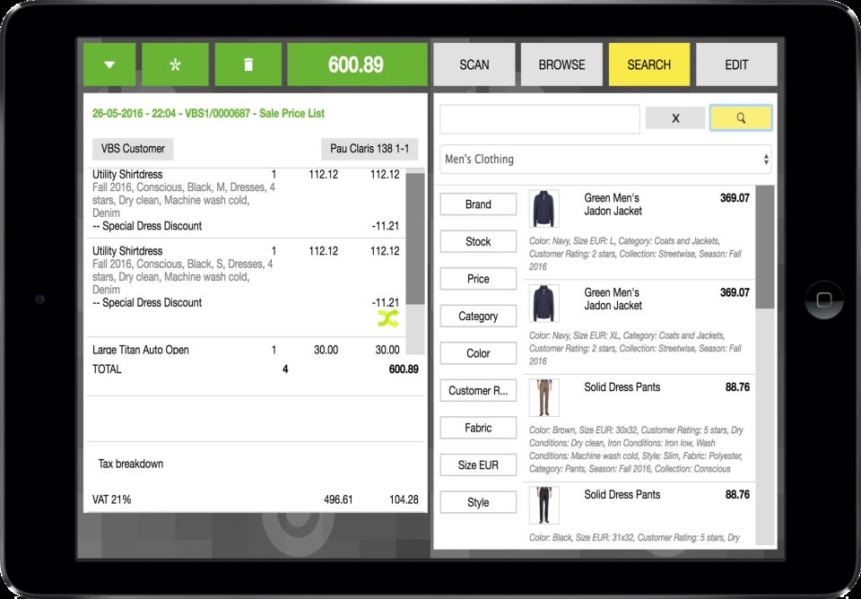 Openbravo Commerce Suite-screenshot-2