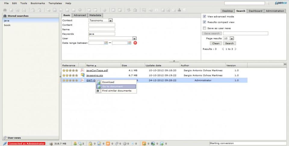 OpenKM-screenshot-1