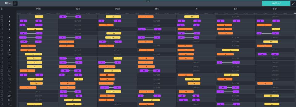 Optibus OnSchedule-screenshot-2