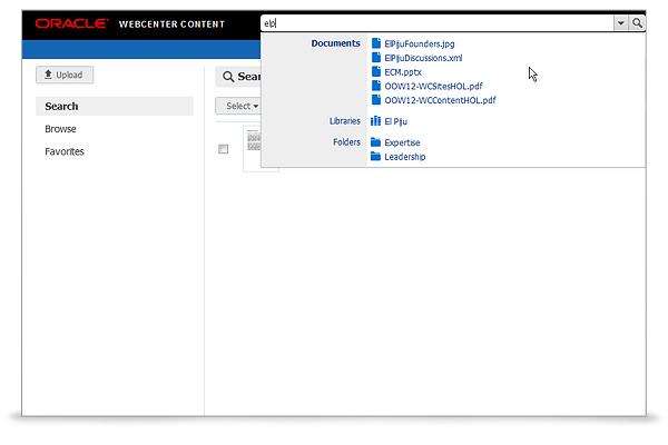 Oracle WebCenter Content-screenshot-2