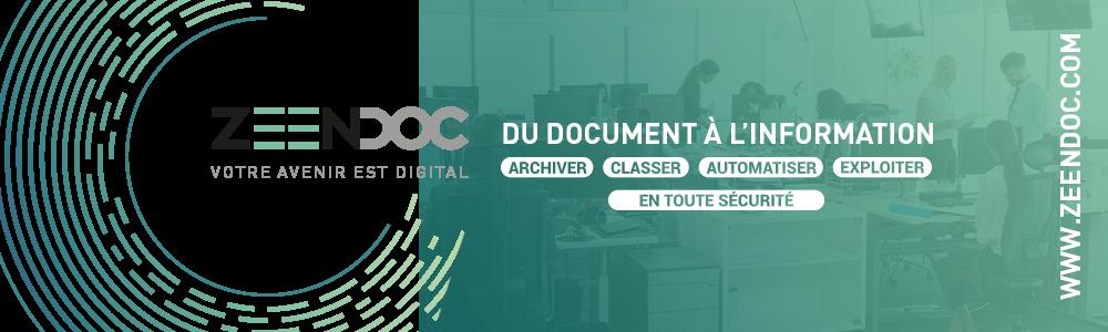 Zeendoc : Gestion électronique de documents pour PME ⇒ Avis, prix