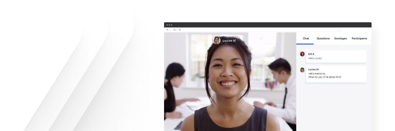 Avis Livestorm : Un outil de communication vidéo simple et puissant - appvizer