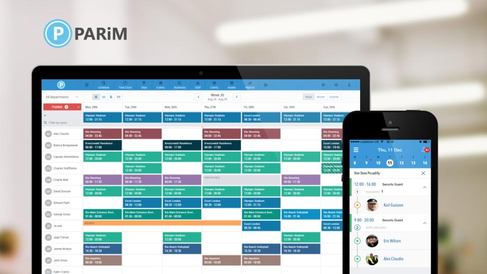 PARiM Software-screenshot-0