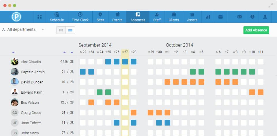PARiM Software-screenshot-3