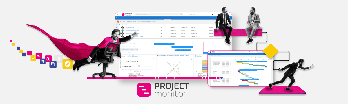 Project Monitor : Logiciel de gestion de projet client / interne - Avis, prix
