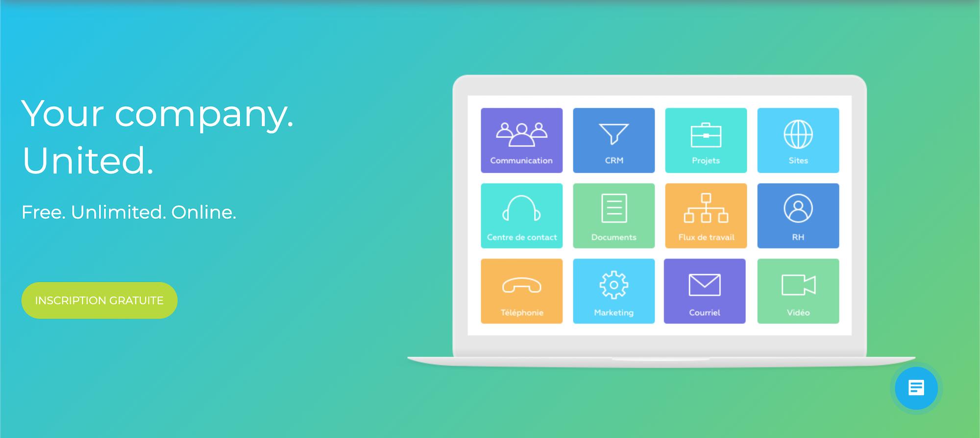 Avis Bitrix24 : CRM et gestion de projet gratuit jusqu'à 12 utilisateurs - appvizer