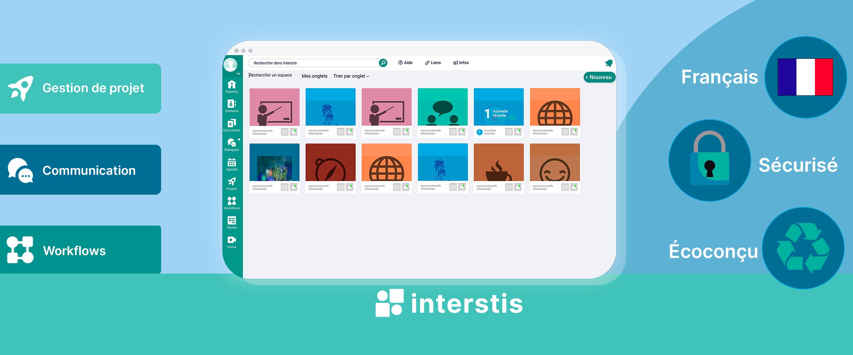 Avis Interstis : Collaboration et communication sécurisées pour vos projets - Appvizer