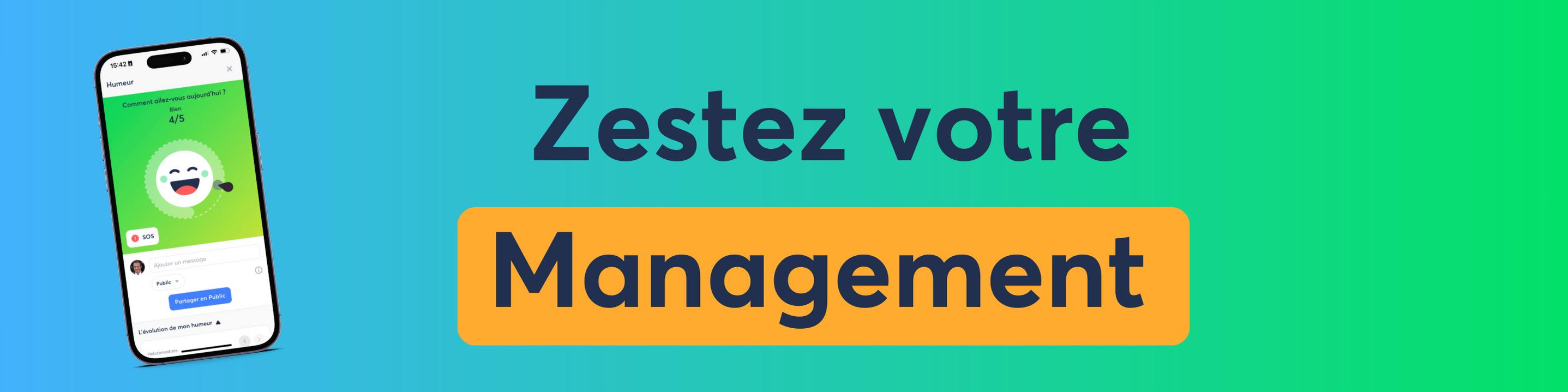 Avis Zest : L'application digitale pour le succès de vos équipes - appvizer