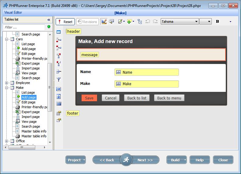 PHPRunner-screenshot-2