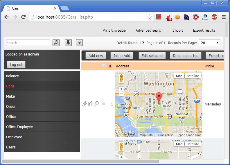 PHPRunner-screenshot-3