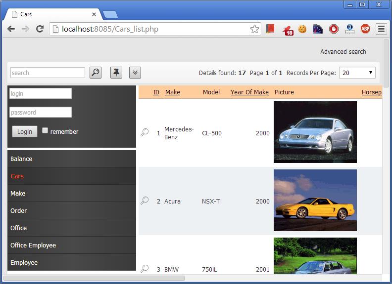 PHPRunner-screenshot-4