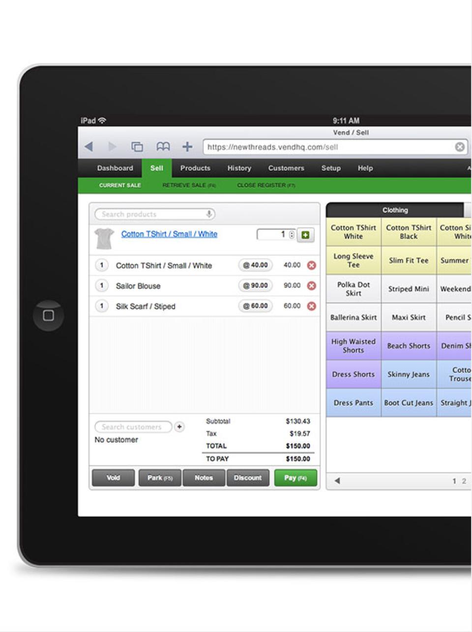 POS Software-screenshot-1