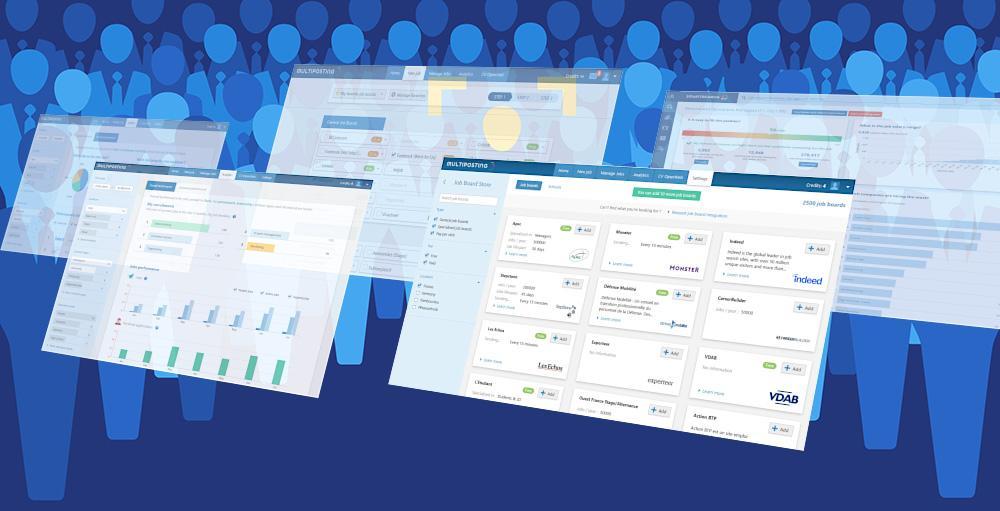 Multiposting (SAP) : logiciel de recrutement, diffusion d'annonce, collecte CV - Avis et prix