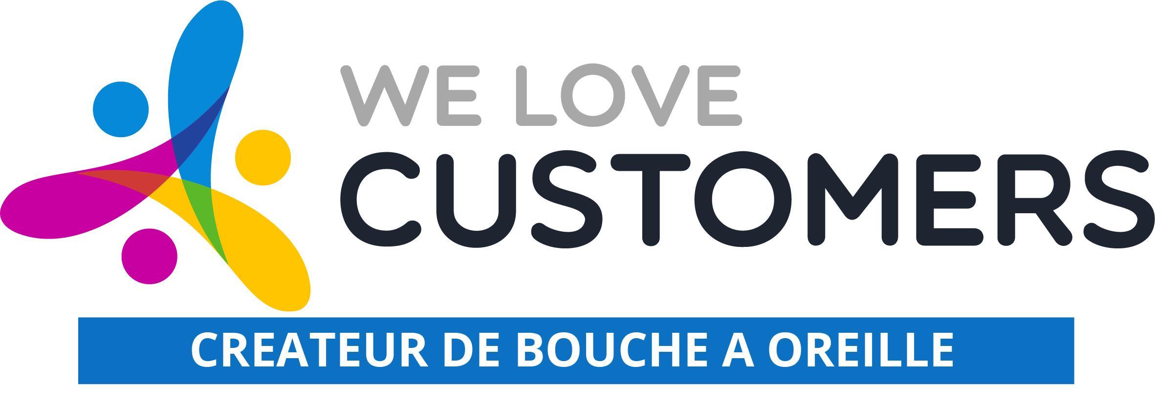 Avis We Love Customers : Développez votre activité grâce au parrainage client - appvizer
