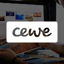We Love Customers-Logo-CEWE-blanc-avec-background