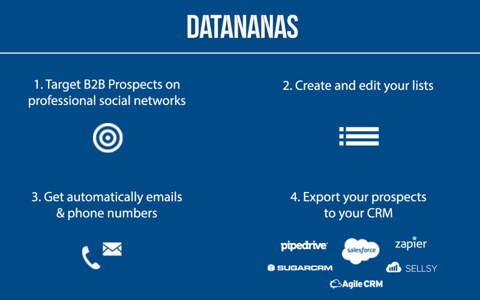 Datananas-screenshot-0