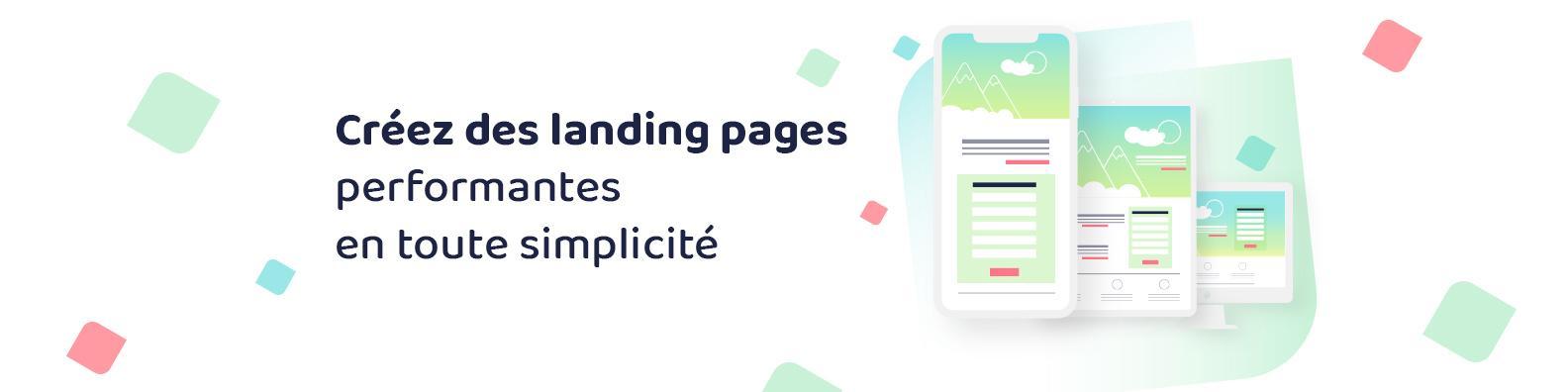 Avis GetLandy : Créez des landing pages performantes en toute simplicité. - Appvizer