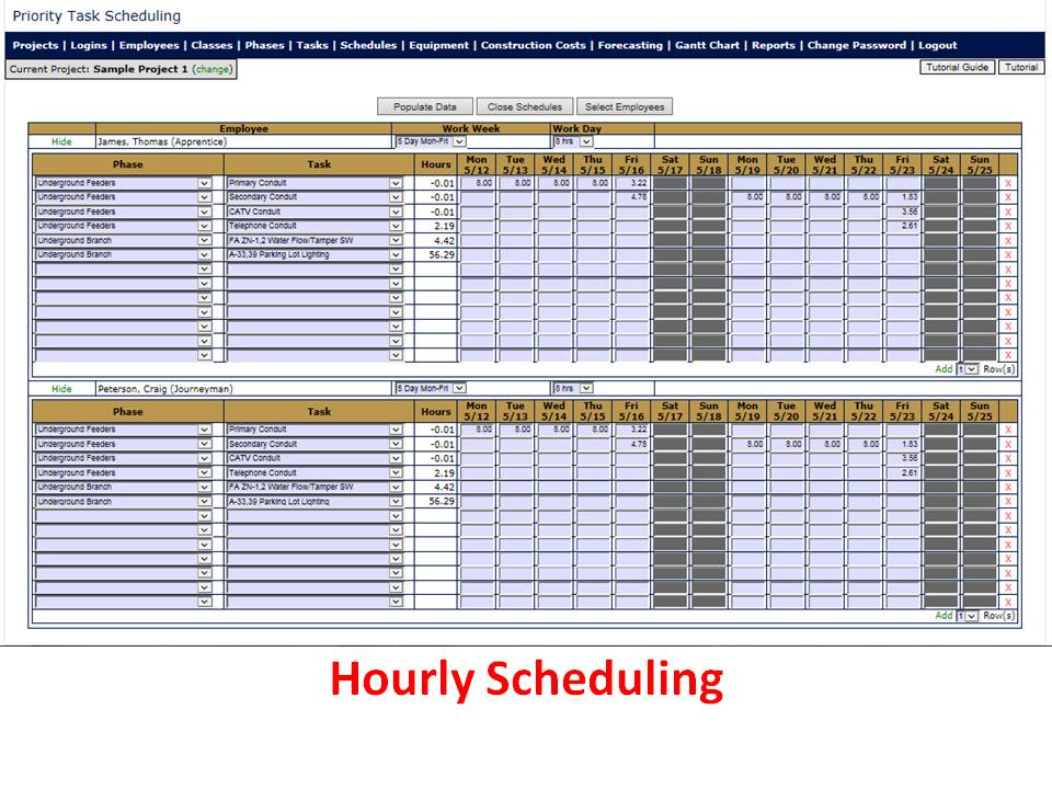 Priority Task Scheduling-screenshot-3