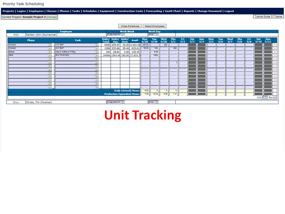 Priority Task Scheduling-screenshot-4