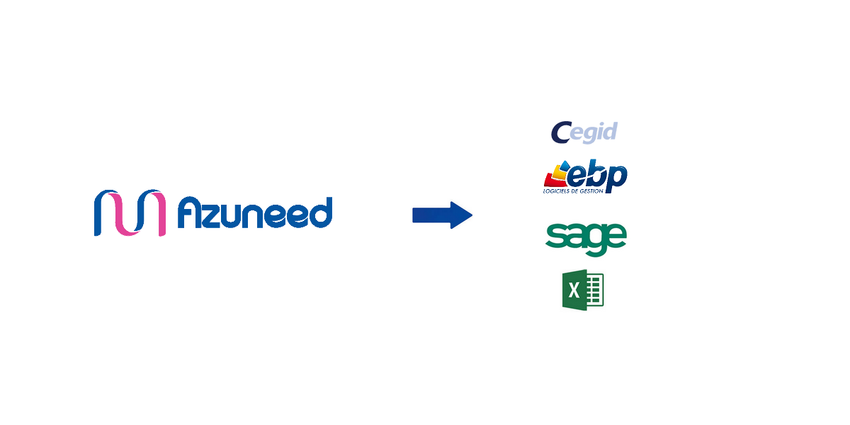 interface paye vers tous les logiciels SAGE, CEGID, EBP, QUADRA