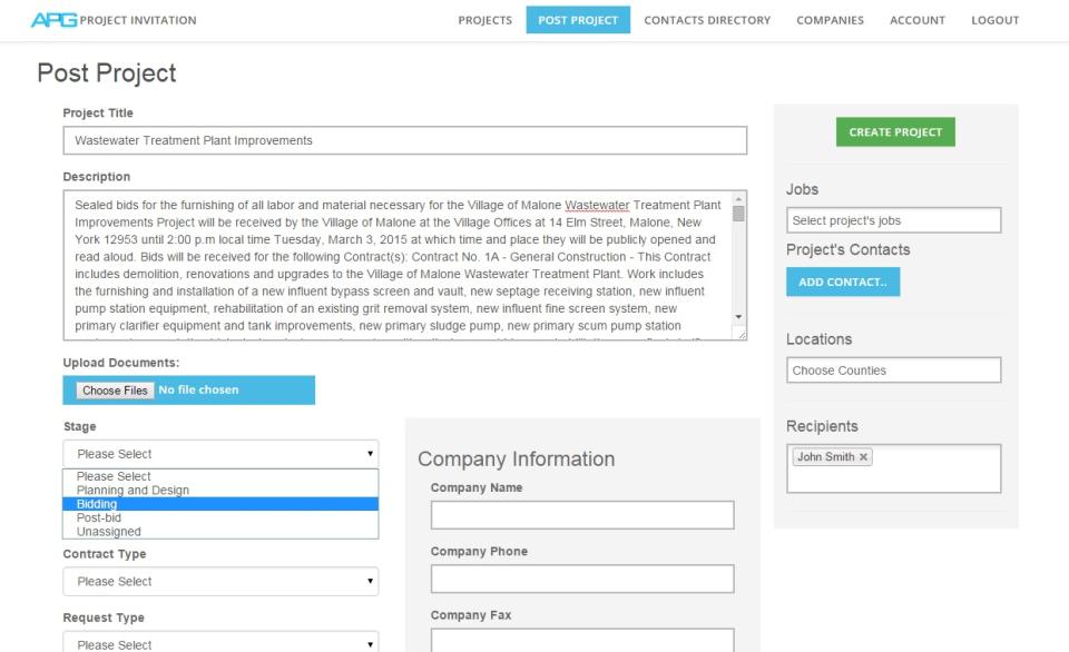 Project Invitation-screenshot-2