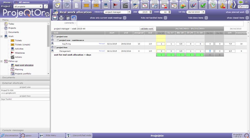 ProjeQtOr-screenshot-3