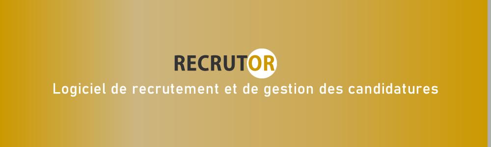 Recrutor : Logiciel de recrutement en ligne, offre d'emploi  ⇒ Avis, prix