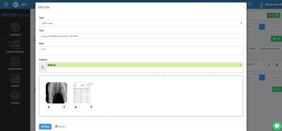 Provet Cloud-screenshot-1