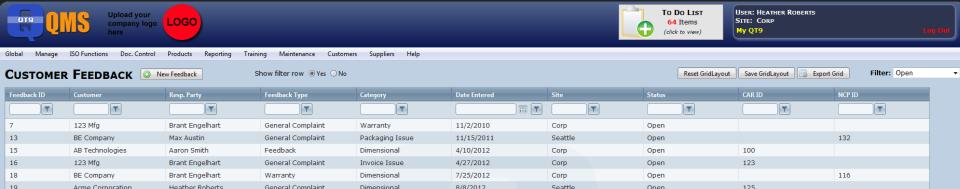 QT9 Quality Management-screenshot-0