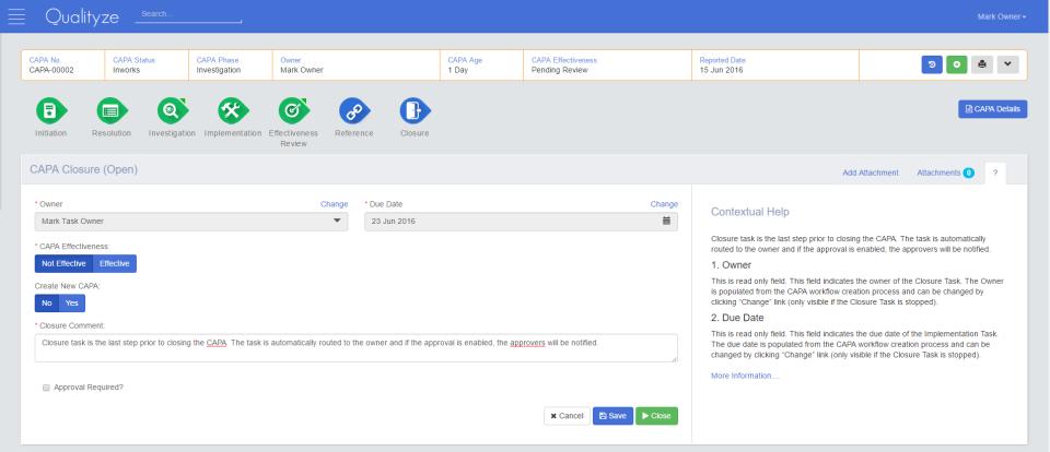 Qualityze EQMS Suite-screenshot-0