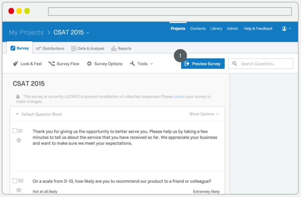 Qualtrics Insight Platform-screenshot-1