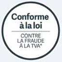Conforme à loi contre la fraude à la TVA