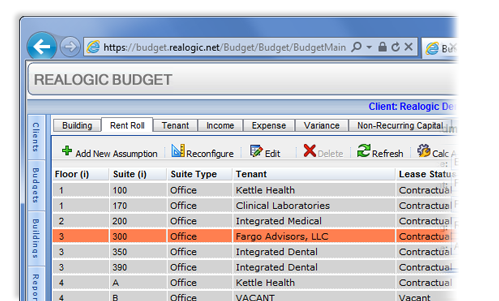 Realogic Budget-screenshot-0