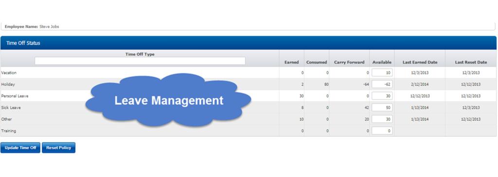 OfficeTimer: Solde des congés, Base de savoir (tutoriels, démos), Notifications