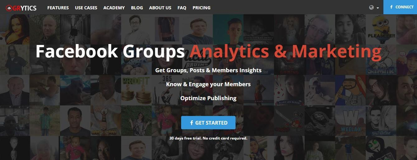 Grytics-grytics-The-Home-page-screen-3
