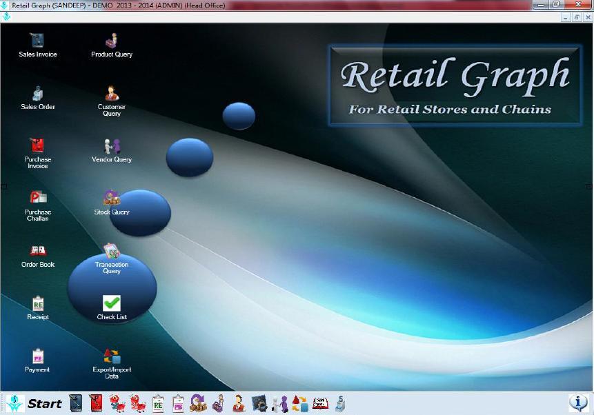 RetailGraph-screenshot-1