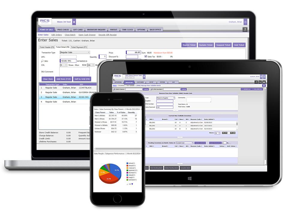 RICS Software-screenshot-0
