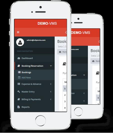 Rolpo VMS-screenshot-0