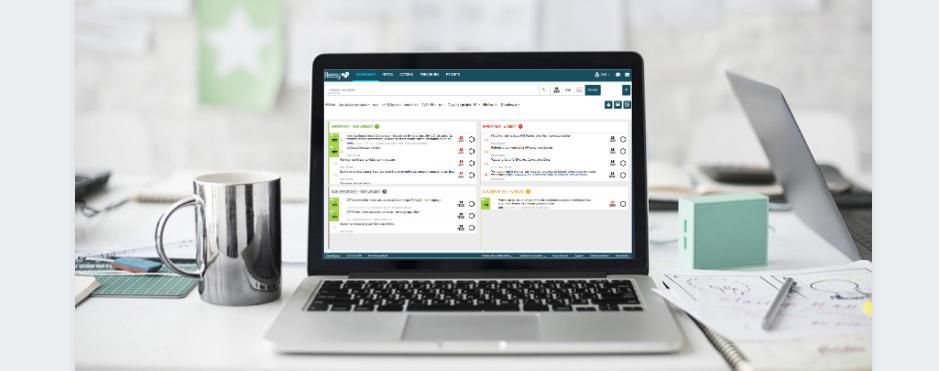 Avis Beesy : Solution collaborative intelligente de gestion d'activité - appvizer